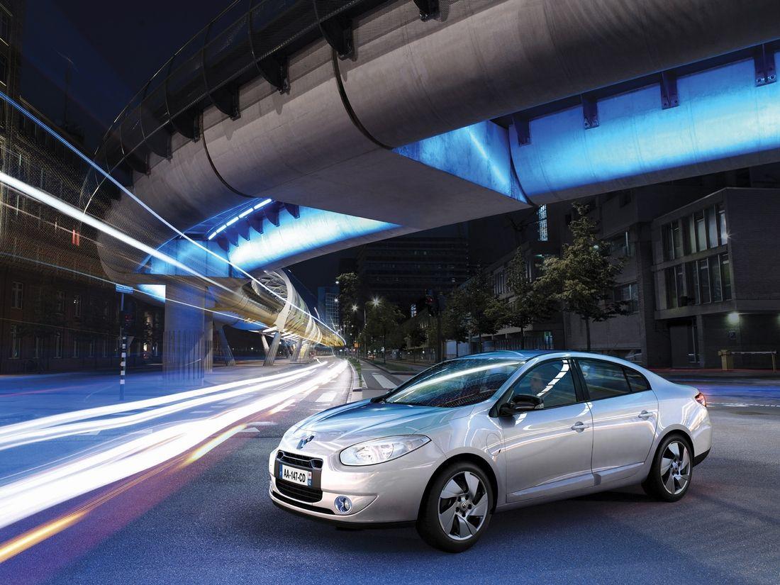 Dongfeng Motor и Рено  совместно создадут новый электрокар
