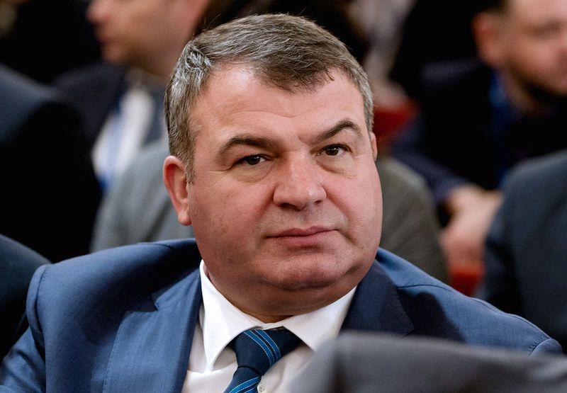 Анатолий Сердюков вошел в директорский состав ОАК