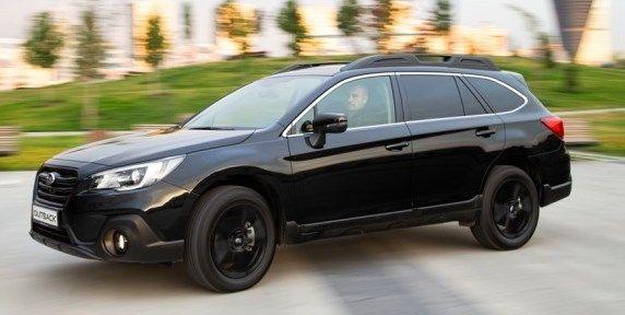 Дорогая черная линия: у Subaru Outback новая спецверсия в РФ