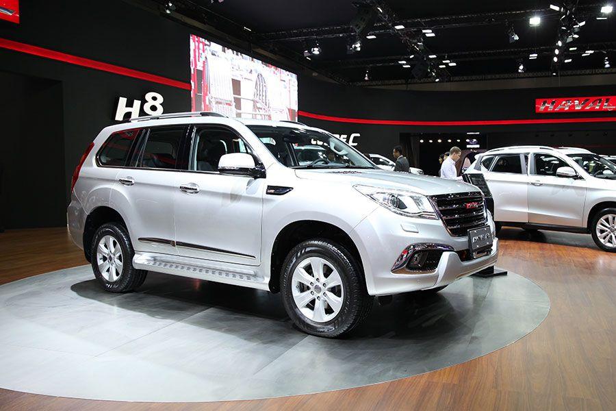 Китайский Haval назвал цены и начал продажи в России