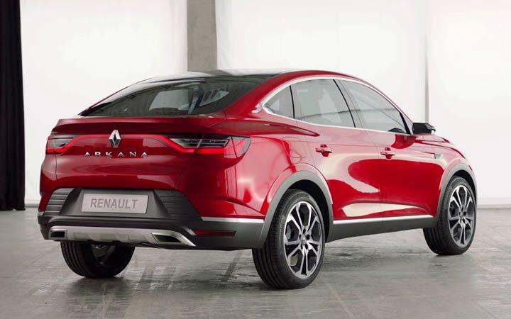 Перспективы Renault Arkana в России: мнения экспертов