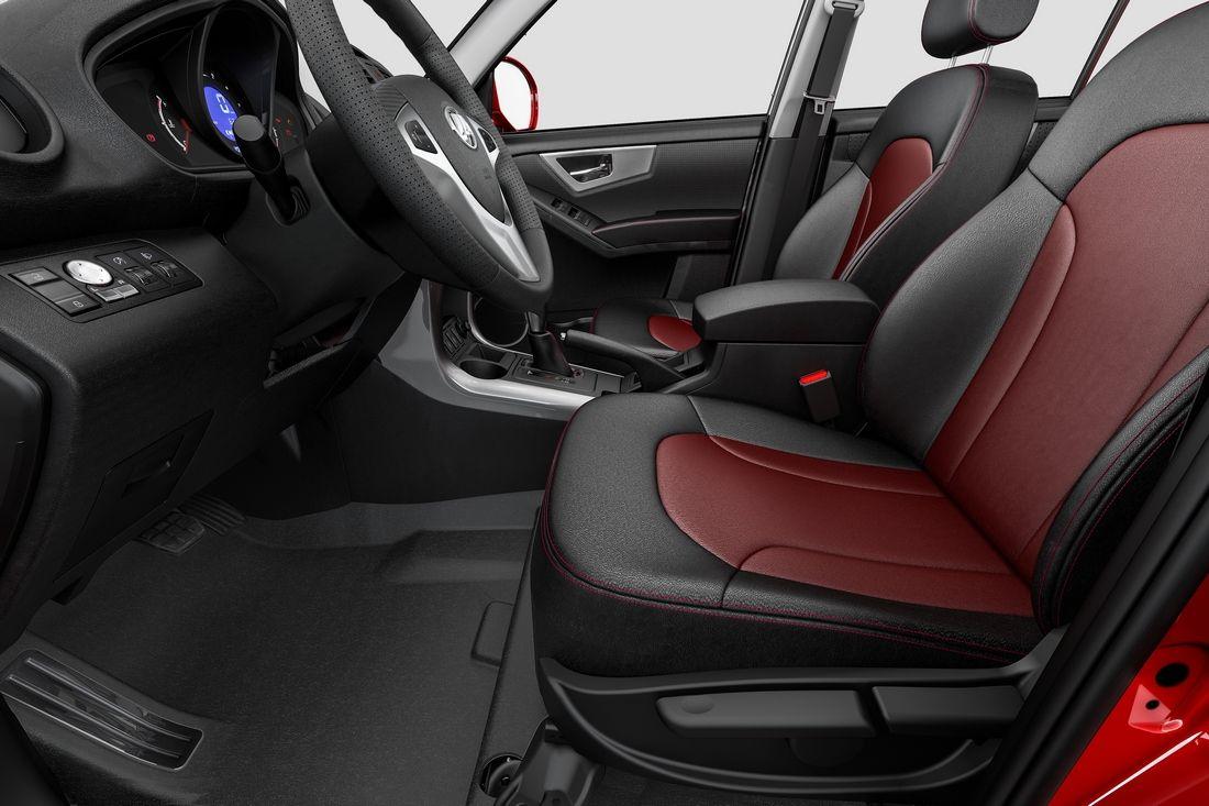 Lifan объявил цену на рестайлинговый Lifan X60