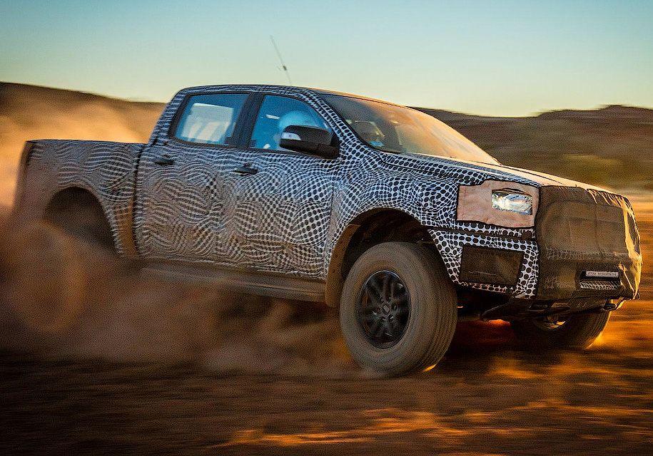 Ford выпустит дешевый аналог экстремального пикапа Raptor