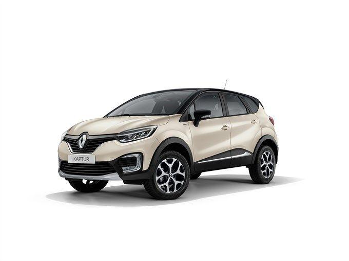 Начались продажи Renault Kaptur 2019 года