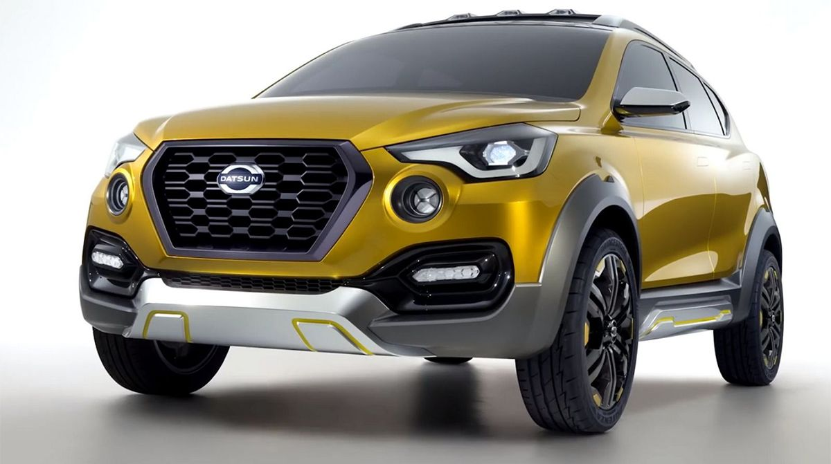 Datsun GO-Cross: потенциальный бестселлер российского рынка?