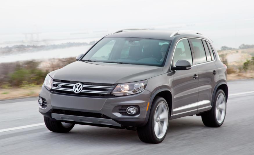 Volkswagen сделал еще один Connect - Tiguan