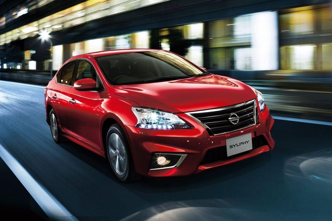 Nissan прокачал седан Sentra