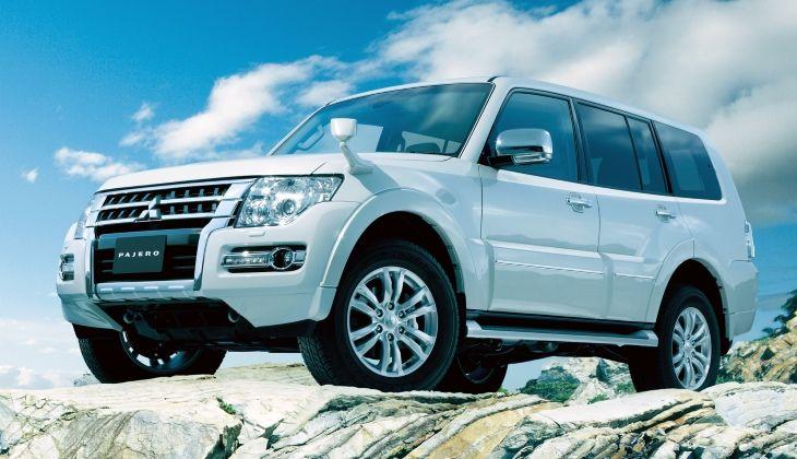 Mitsubishi Pajero с августа уйдет в историю