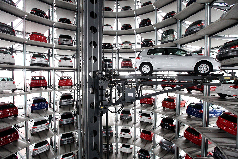Как сделать авто склад