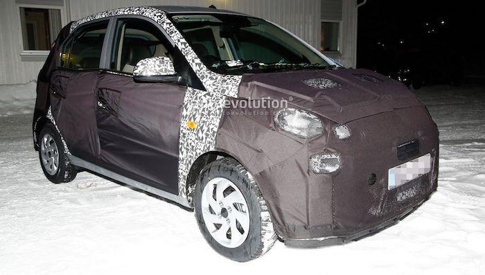 Hyundai выпустит аналог Daewoo Matiz