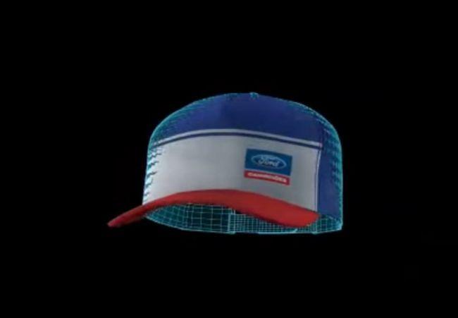 Ford изобрел кепку для безопасности водителей