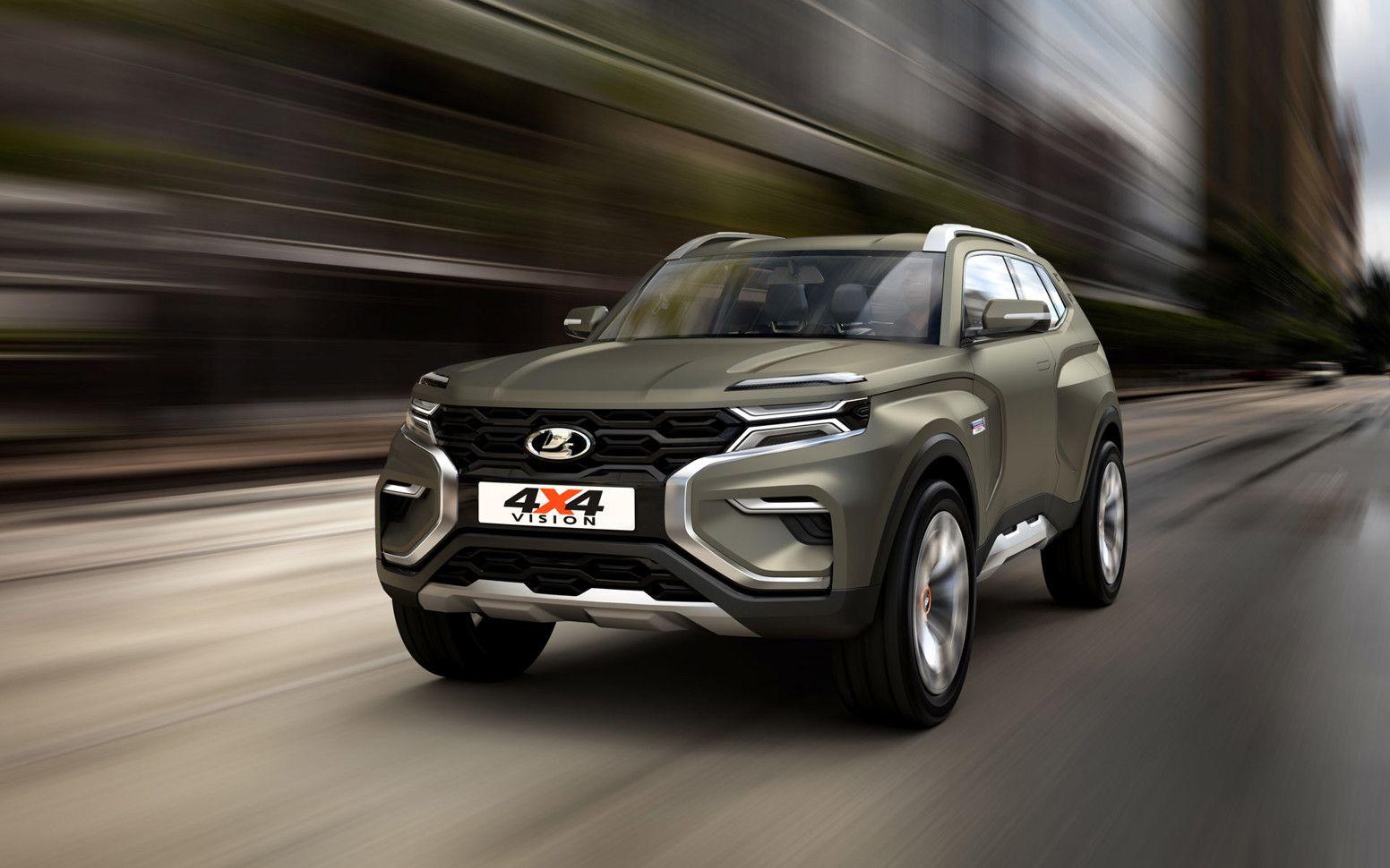 «АвтоВАЗ» проводит опрос о будущем модели 4х4
