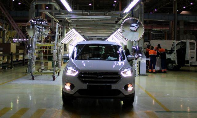 Ford Sollers будет проверять качество «зимних» опций инфракрасными камерами