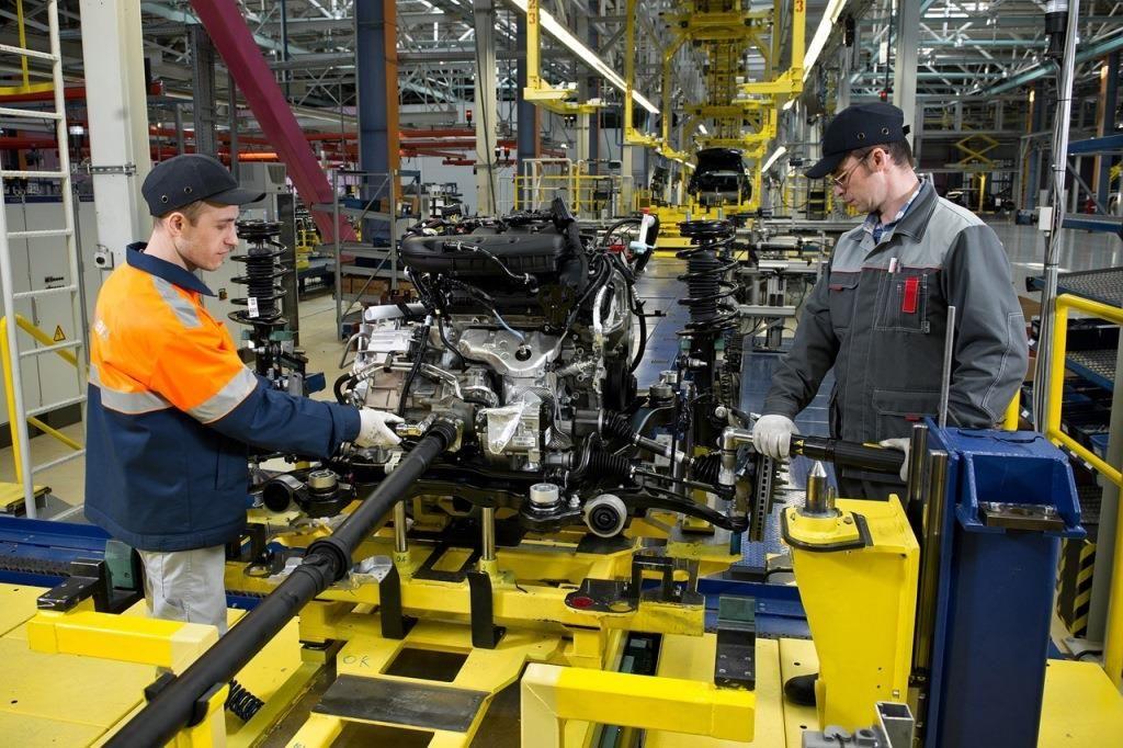 ГАЗ стал поставлять автокомпоненты для Ford в Татарстане