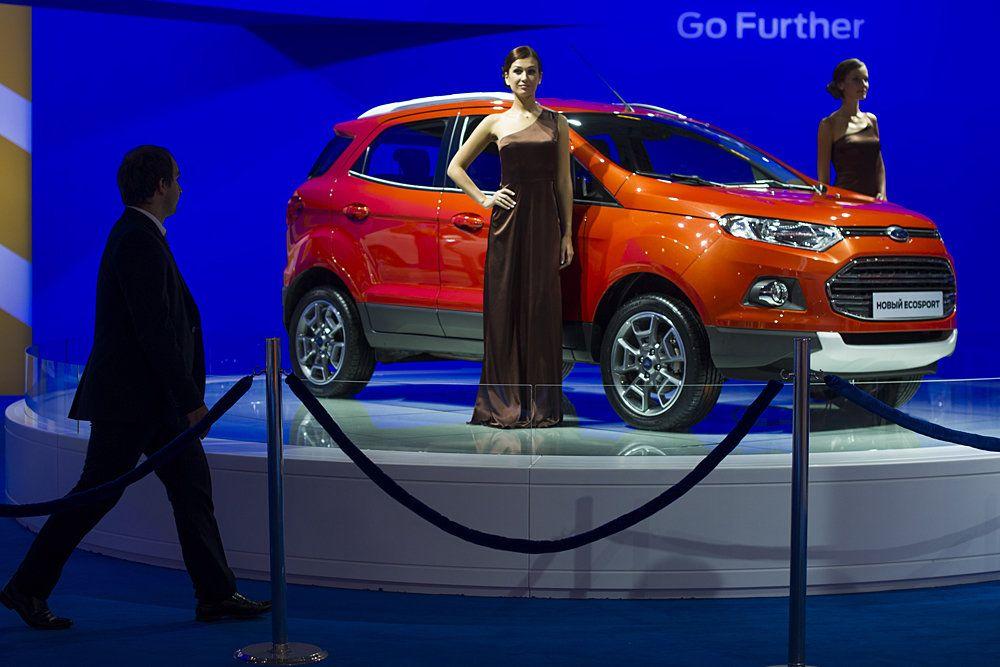 Ford для Европы будут делать из российских деталей
