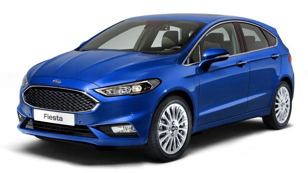 Новое поколение Ford Fiesta покажут до конца 2016 года