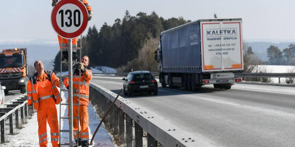 Скорость до 130 км/ч на магистралях могут разрешить уже в августе