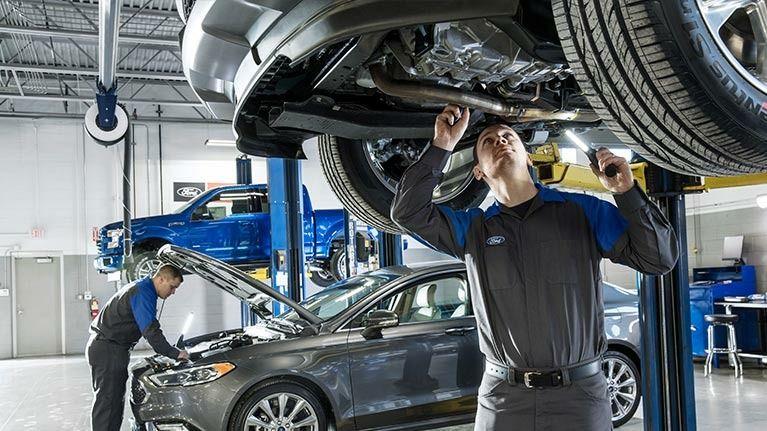 Ловите момент: Ford объявил спеццены на сервис и аксессуары