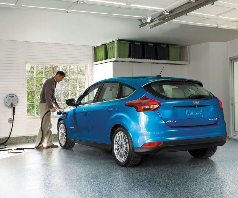 Ford объявил о тотальной электрификации модельного ряда