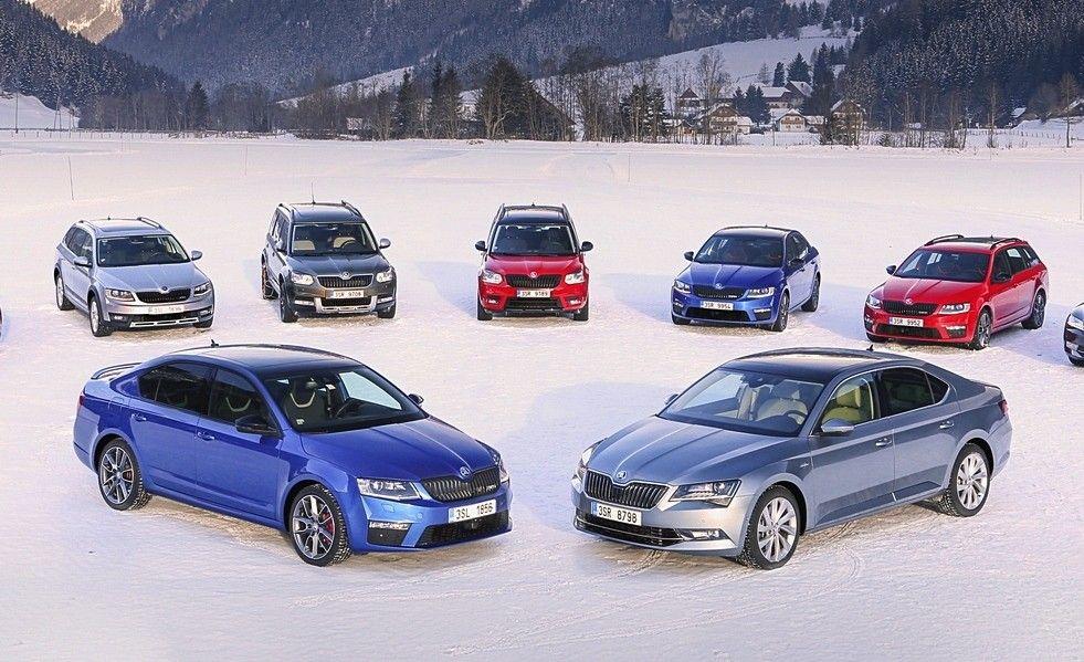 Skoda снова  поднимает ценник на свои автомобили для россиян