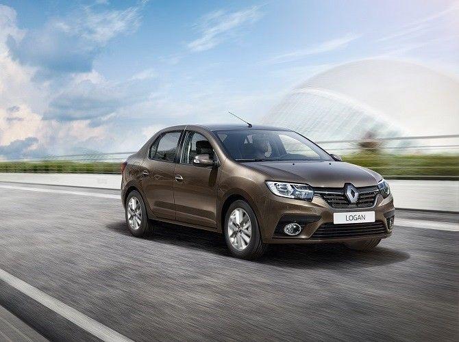 Стартовали продажи обновленных Renault Logan и Sandero