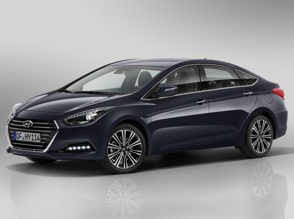 Hyundai привезёт в Россию новинку