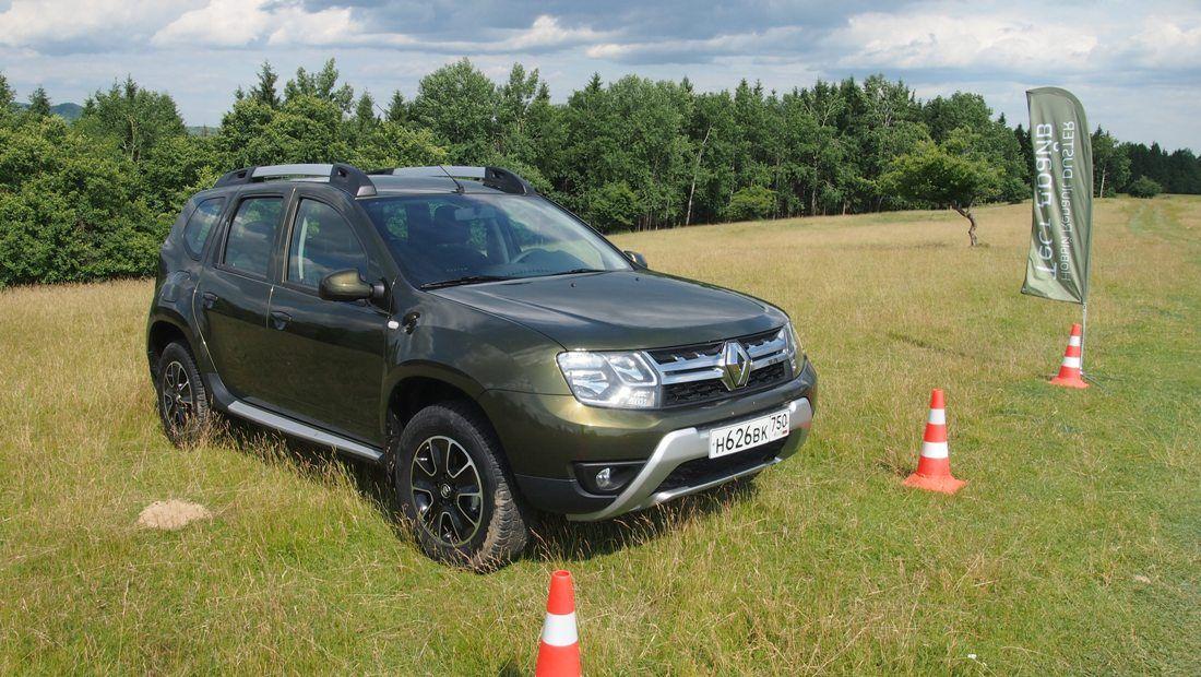 Видео Рено Дастер обзор и видео тест -драйв Renault Duster