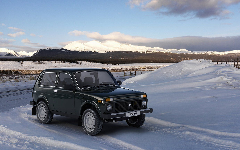 АВТОВАЗ выпустит к Юбилею лимитированную версию Lada 4×4