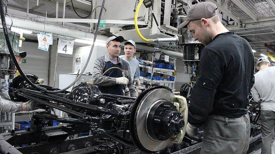 УАЗ сокращает 7% персонала