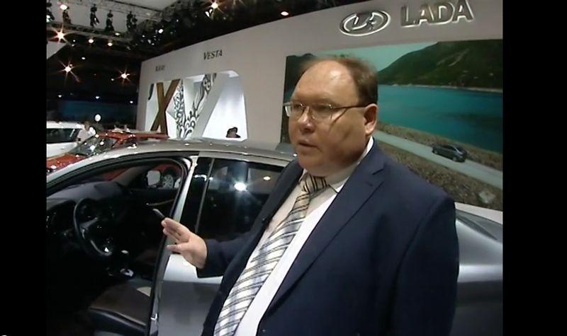 LADA XRAY может получить большие колесные диски