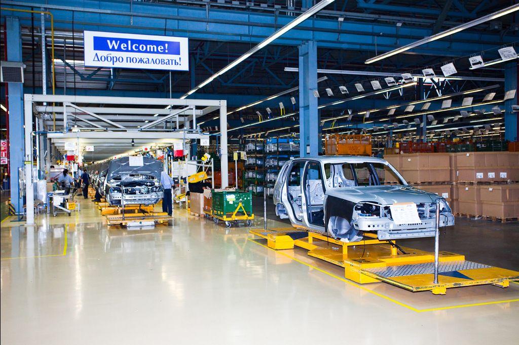 Конвейер GM-АВТОВАЗ будет отдыхать дольше обычного