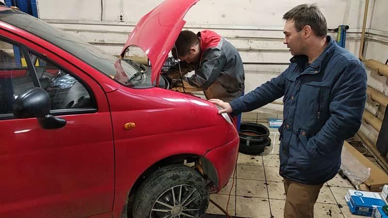 Сколько нынче стоит нормальная подготовка автомобиля к зиме?