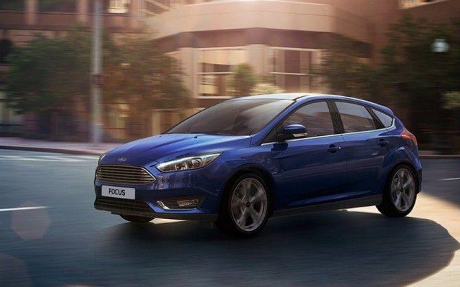 Ford опять повысил цены на семейство Focus и кроссовер Kuga