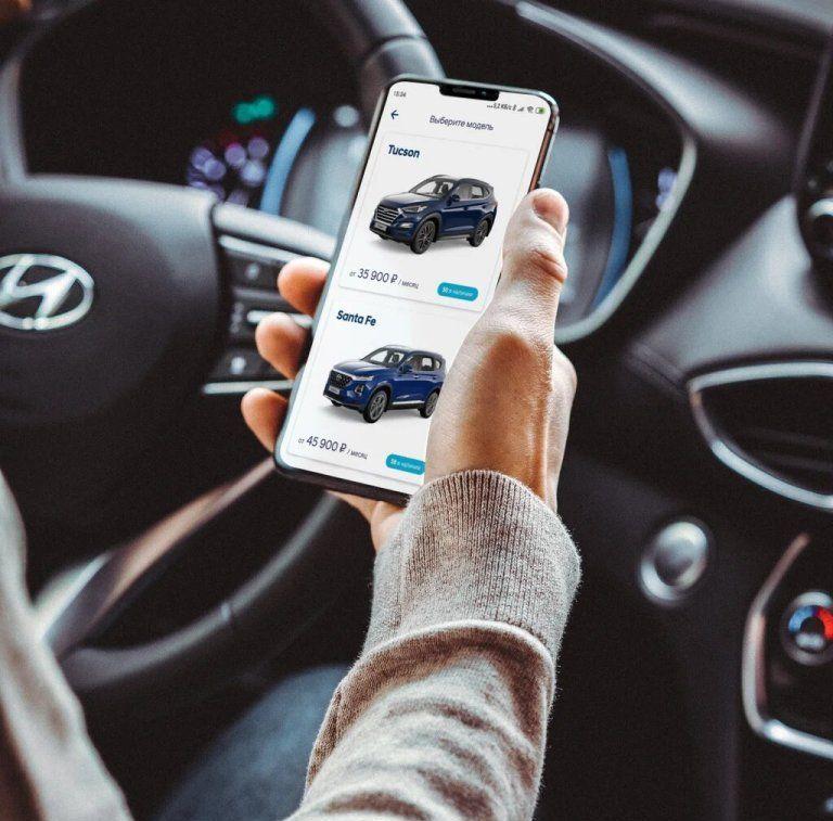 В программу подписки Hyundai Mobility добавили еще шесть «миллионников»