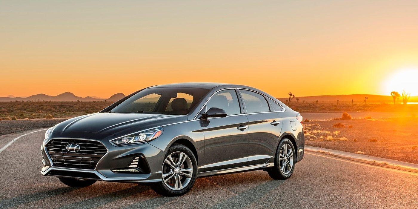 Hyundai вернет на российский рынок седан Sonata