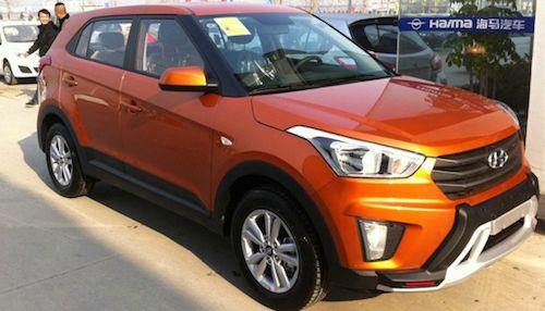 Опубликованы первые рендеры нового Hyundai Creta Sport