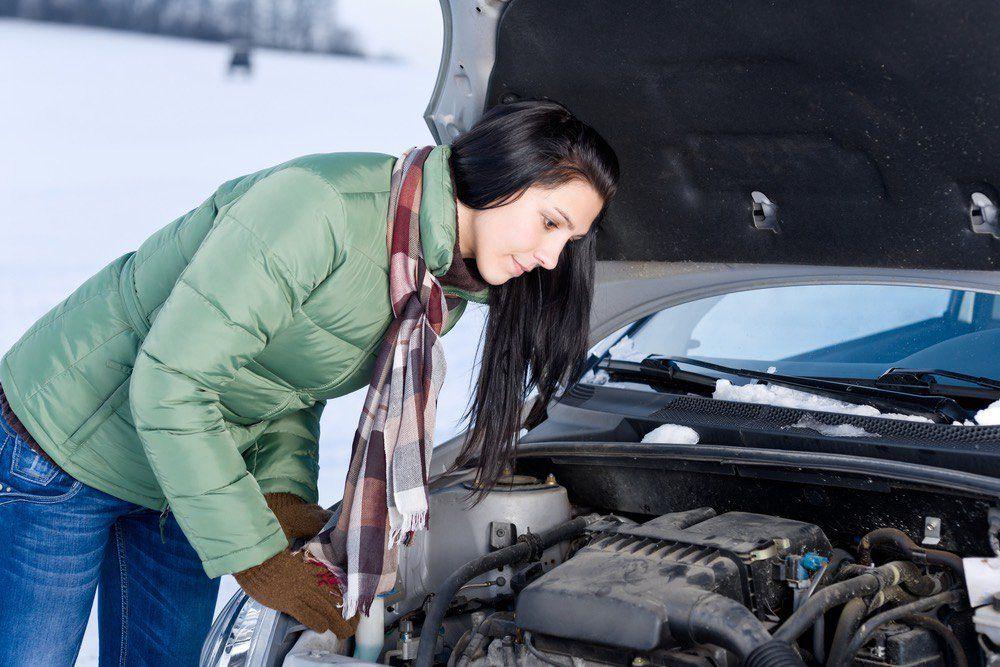 Что делать, если автомобиль не заводится в мороз?