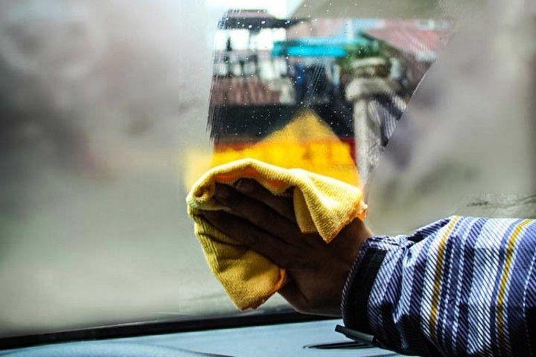потеют стекла внутри машины что делать несколько
