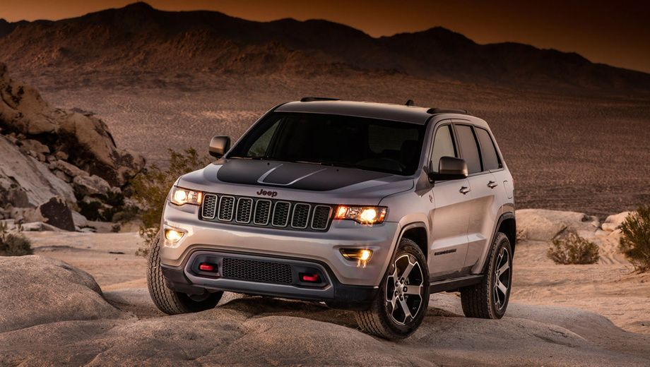 Новый Jeep Grand Cherokee Trailhawk доступен к заказу